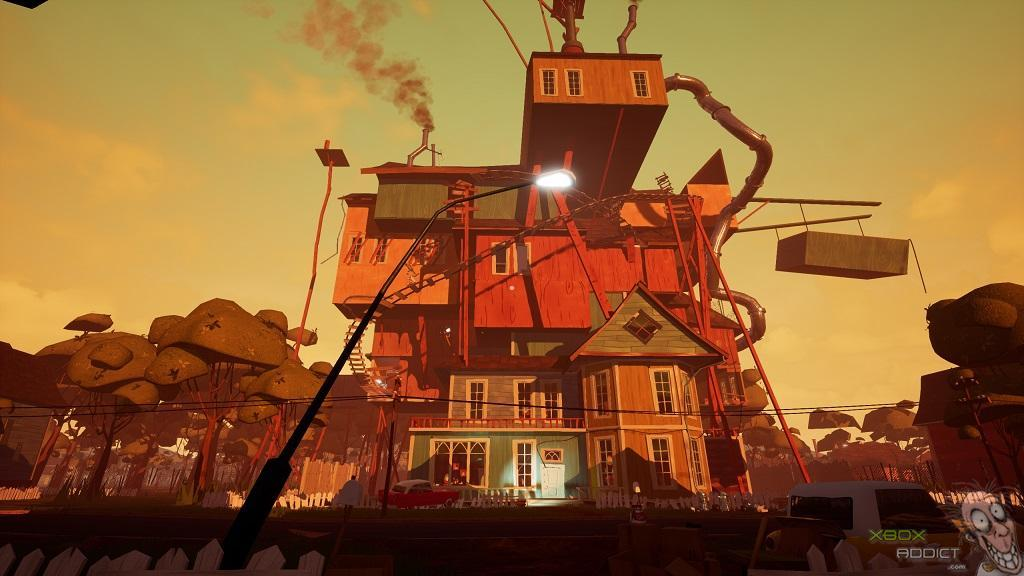 Hello Neighbor Review (Xbox One) - XboxAddict com