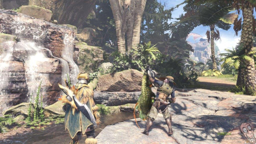 Monster Hunter: World Review (Xbox One) - XboxAddict com