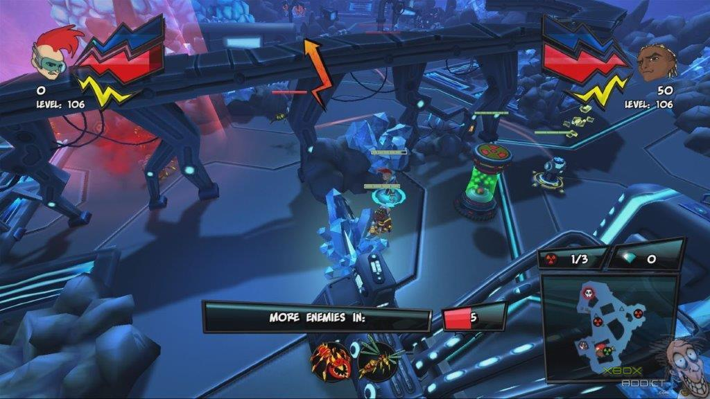 ZAMB! Redux Review (Xbox One) - XboxAddict com