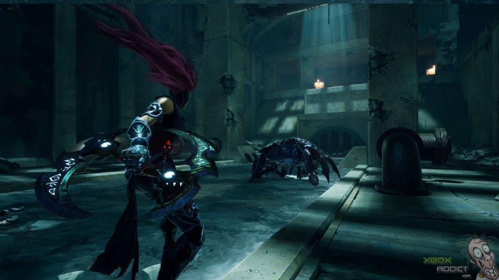 Darksiders III Review (Xbox One) - XboxAddict com
