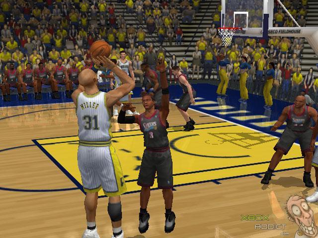 NBA 2K2 (Xbox) Game Profile - XboxAddict.com