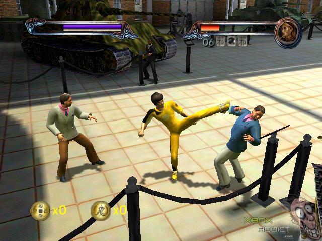 Bruce Lee: Quest of the Dragon (Original Xbox) Game Profile