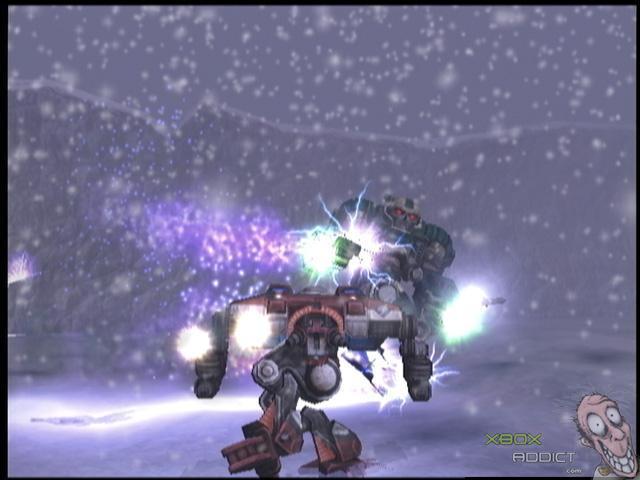 MechAssault (Original Xbox) Game Profile - XboxAddict com
