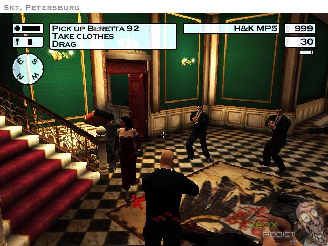 Hitman 2 Silent Assassin Original Xbox Game Profile