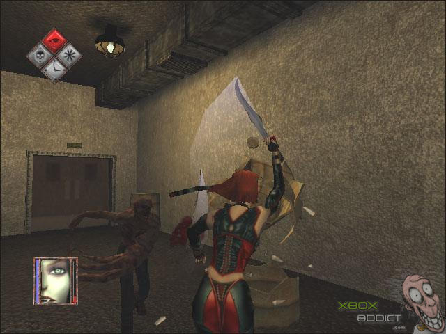 Bloodrayne Original Xbox Game Profile Xboxaddict Com