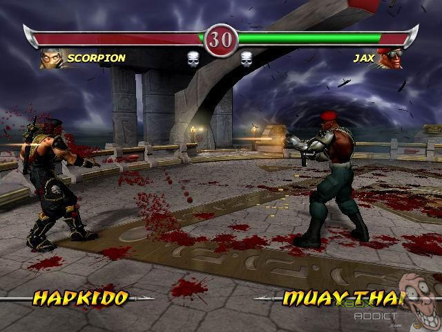 Mortal Kombat: Deadly Alliance (Original Xbox) Game Profile
