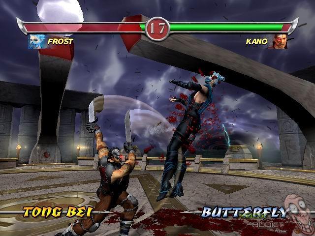 Mortal Kombat: Deadly Alliance Review (Xbox) - XboxAddict com