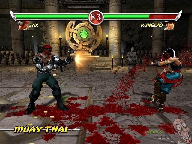 Mortal Kombat: Deadly Alliance (Original Xbox) Game Profile