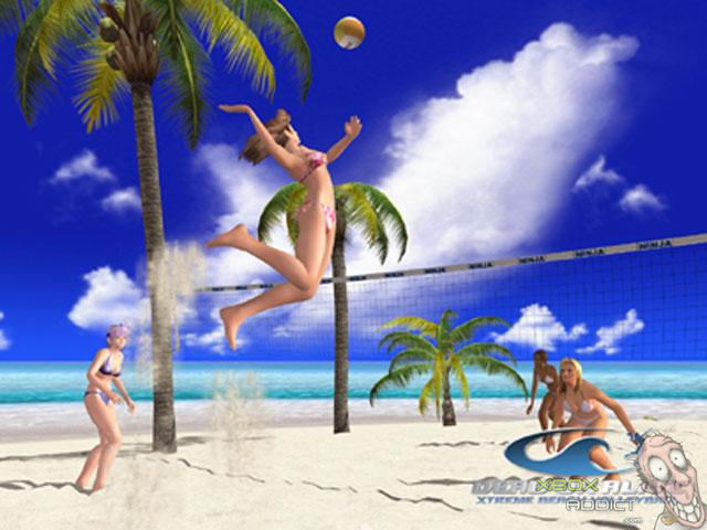 Valuable Dead or alive xtreme beach volleyball nude does not
