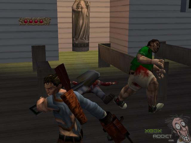 Прохождение Игры Evil Dead A Fistful Of Boomstick