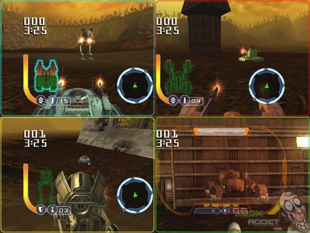 Star Wars: The Clone Wars (Original Xbox) Game Profile