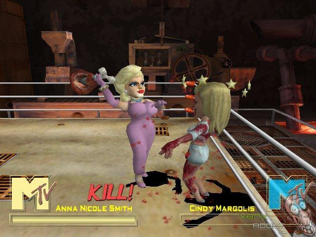 MTV's Celebrity Deathmatch Reviews and Articles for Xbox ...