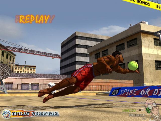 Outlaw Volleyball: Red Hot for Xbox (2003) - MobyGames